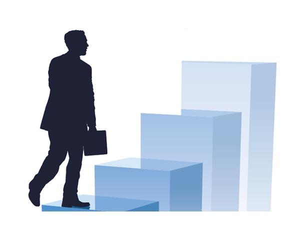 Büyüyen girişimci temsili resim